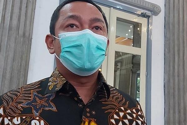Wali Kota Semarang Habiskan Waktu Bareng Pasien Covid-19