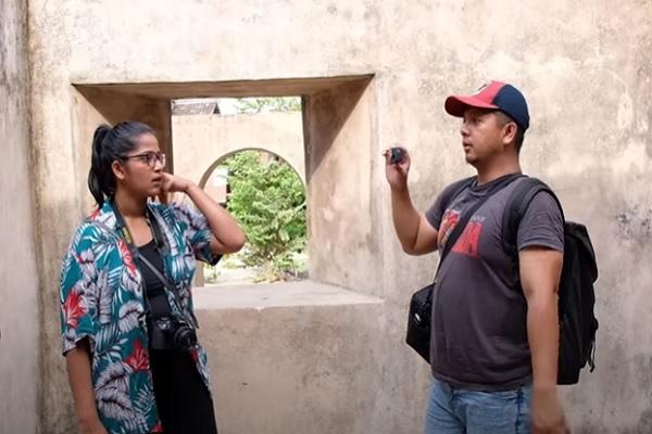 Gadis Indigo Dapat Penglihatan Masa Lalu di Situs Warungboto Jogja