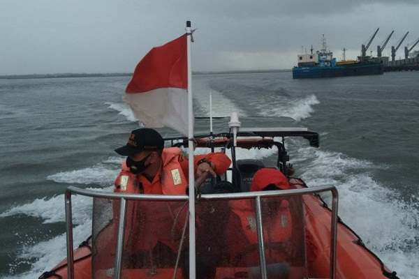 Nelayan Hilang di Perairan Teluk Penyu Cilacap Masih Dicari