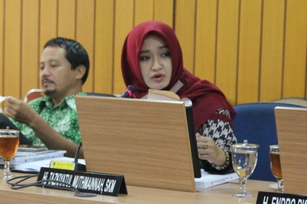 Disorot Legislator Jateng, Ada Apa Kualitas Bantuan Sembako Pandemi Covid-19?