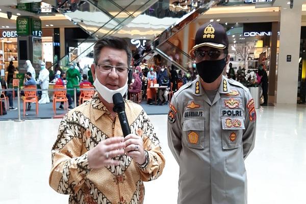 Buka Saat Pandemi, Paragon Mall Semarang Tak Batasi Jumlah Pengunjung