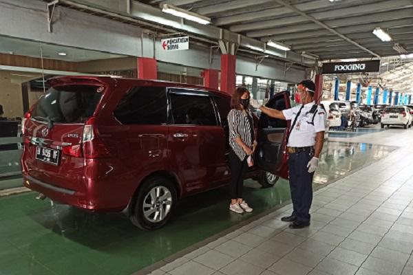 Ini Cara Dealer Toyota Nasmoco Sambut New Normal…