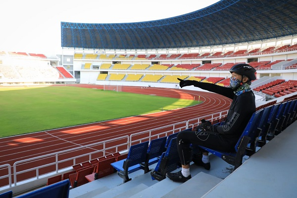 Kembali Latihan di Stadion Jatidiri, Begini Perasaan Pemain PSIS Semarang
