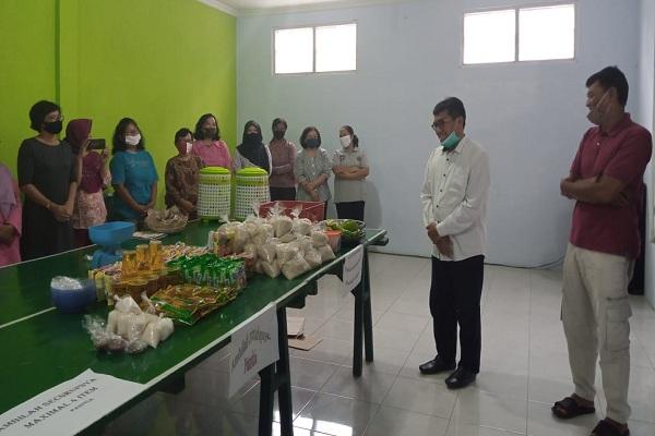 Dapur Bersama Jadi Asa Warga Salatiga Hadapi Krisis Saat Pandemi Covid-19