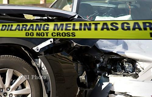 518 Kecelakaan Terjadi di Jateng Selama Operasi Patuh Candi 2020