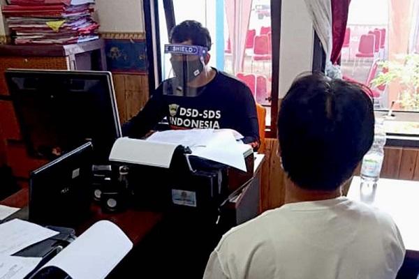 Spesialis Pencuri Telepon Pintar di Rumah Sakit Dicokok Polisi Banyumas