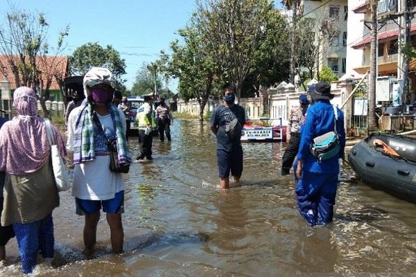 Kota Pekalongan Tanggap Darurat Rob hingga 17 Juni