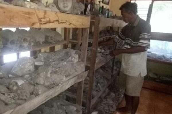 Ini Luar Biasa, Warga Sragen Punya Koleksi 4.000 Fosil, Bagaimana Mendapatkannya?