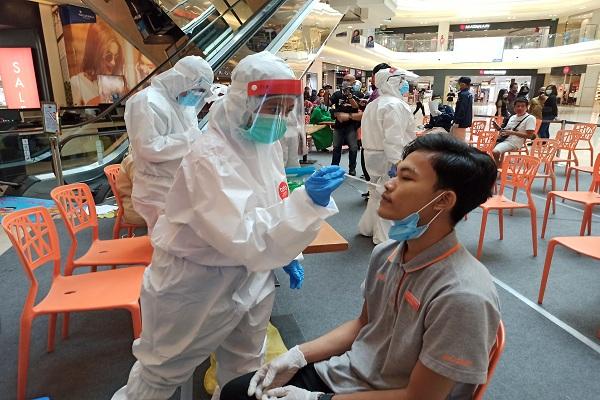 Hasil Tes PCR RSUD Wongsonegoro Keliru, Calon Penumpang di Bandara YIA Gagal Terbang