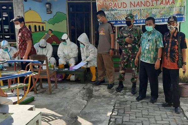 Staf Positif Covid-19, Kantor Pemerintah Kecamatan Godong Grobogan Tutup