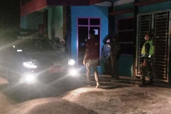 Polisi & Satpol PP Grobogan Razia Karaoke Nekat Buka