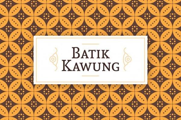 Ini Dia Rahasia Filosofi di Balik Batik Kawung…