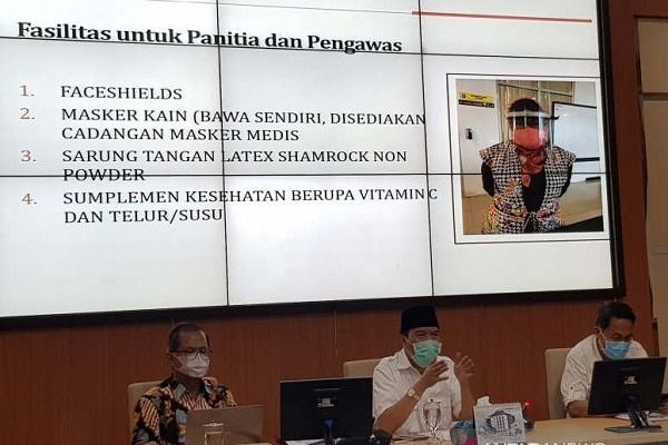 UTBK SBMPTN Undip Semarang Diikuti 23.092 Peserta
