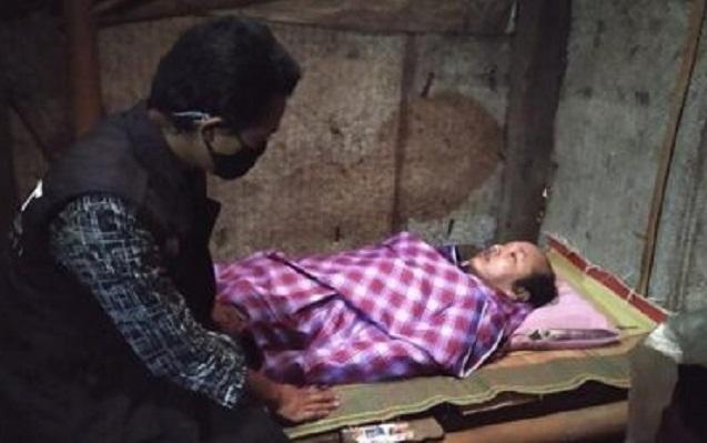 Di Magelang, Suroto 10 Tahun Tak Pernah Mandi Sejak Erupsi Merapi