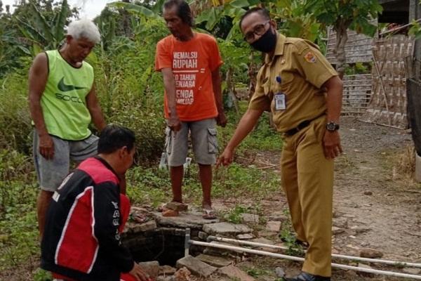 Bocah 3 Tahun di Grobogan Tercebur Sumur Saat Bermain di Sekitar Rumah