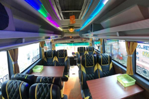 Nikmati Suasana Desa Wonogiri di Kafe Bus Cukup Mulai Rp40.000