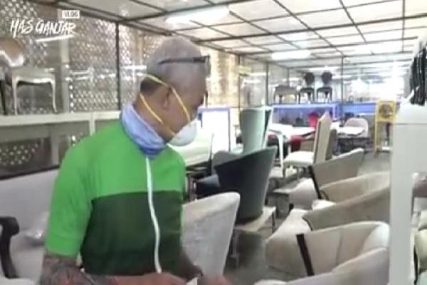 Pabrik Mebel di Semarang Terima Pesanan Artis Hollywood Bikin Bangga Gubernur