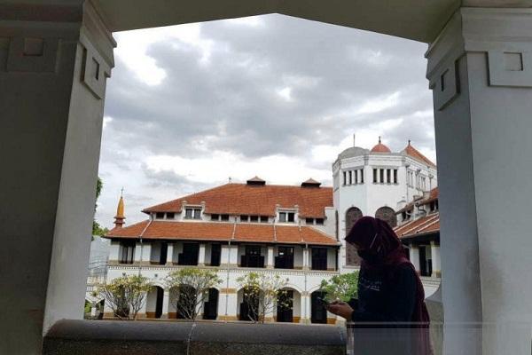 Museum Lawang Sewu Semarang Kembali Dibuka