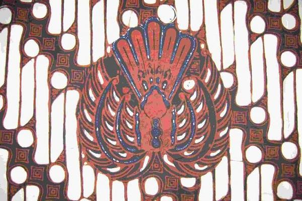 Parang Rusak Barong, Batiknya Para Raja