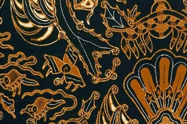 Batik Semen Gedhe Sawat Gurdha untuk Cucu Raja