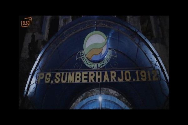 Sosok Tak Kasat Mata Tinggal di Pabrik Gula Sumberharjo Pemalang