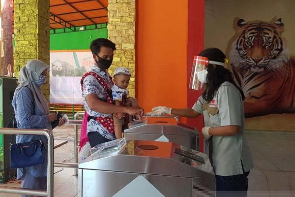 Semarang Zoo Dibuka Lagi, Ayo ke Sana!
