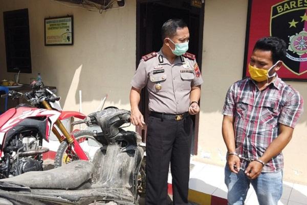 Buron Sejak 2018, Pelaku Curanmor di Grobogan Dibekuk Polisi