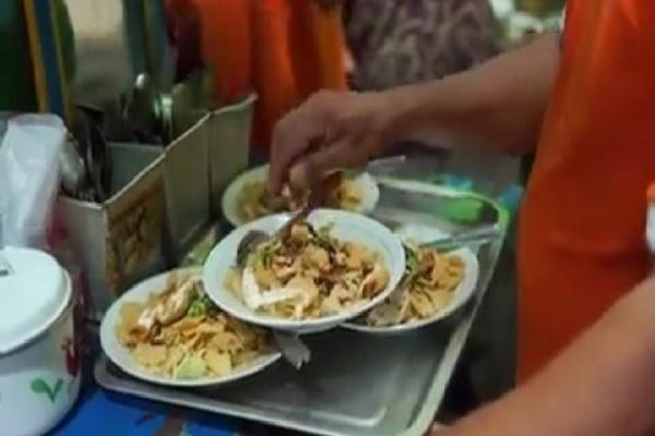 Mi Kopyok Karya Kuliner Khas Kota Semarang