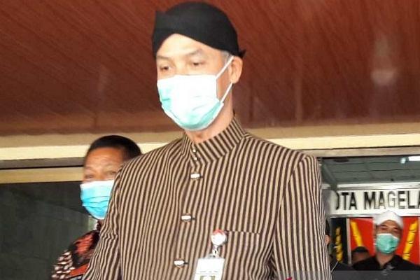 Penderita Diabetes & Hipertensi Sumbang Kematian Tertinggi Covid-19 di Jateng, Begini Saran Ganjar…
