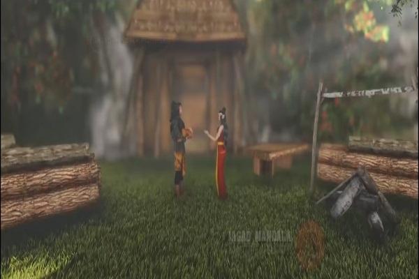 Begini Tipu Daya Jaka Tarub ke Dewi Nawangwulan