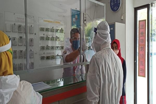KIW Semarang Bantah Perusahaan di Kawasannya Jadi Klaster Covid-19