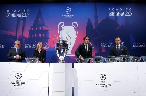 Ini Hasil Drawing Perempat Final Liga Champions 2019/2020