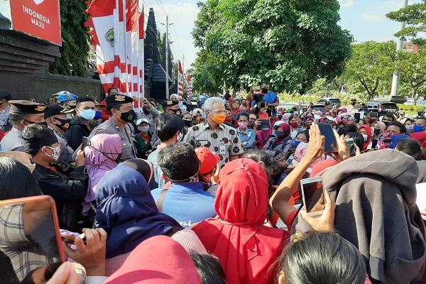 Dinkes Semarang Sebut Ada Klaster Demo, 11 Orang Terpapar Covid-19