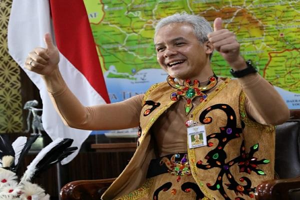 Gubernur Ganjar Apresiasi Gerakan Sehari Tanpa Nasi di Salatiga