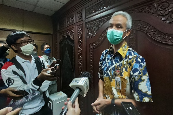 23 Kabupaten/Kota di Jateng Terapkan PSBB, Ini Daftarnya…