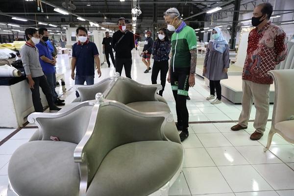 Menengok Pabrik Furnitur di Semarang Jateng yang Konon Jadi Langganan Artis Hollywood