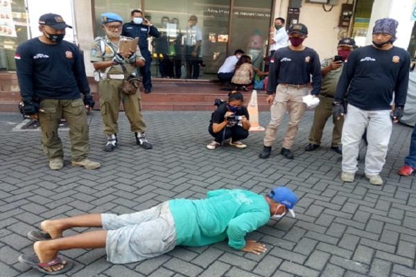 Tak Pakai Masker di Semarang, Ini Sanksi yang Bakal Diterima