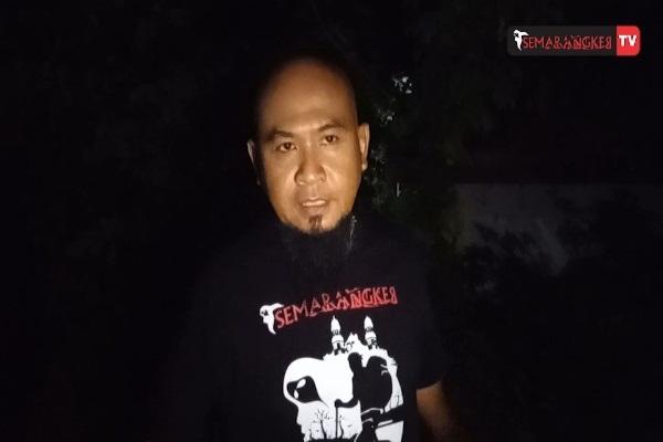 Begini Raungan Macan dan Kursi Bergeser di Semarangker TV