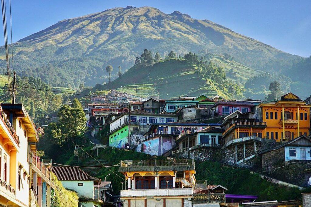 Intip Dusun Butuh di Magelang yang Mirip Nepal