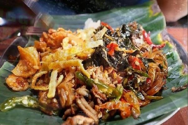Nasi Langgi Solo Dijual Murah di Sleman