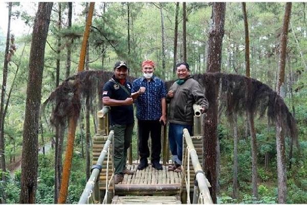 Pemkab Kebumen Buka Objek Wisata Watu Jali