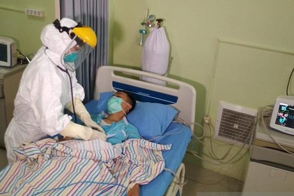 Ganjar Pastkan Stok Oksigen Rumah Sakit Covid-19 di Jateng Aman