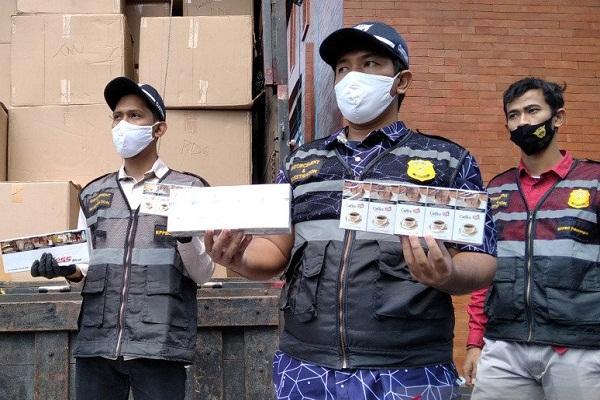 Pandemi, Penjualan Rokok Ilegal Pun Dilakukan Daring