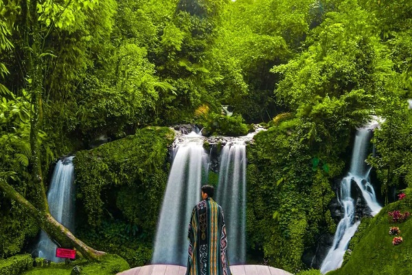 Desa Wisata Ketenger Suguhkan Pemandangan Alam Bak Swiss