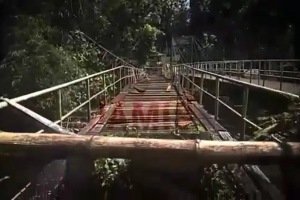 Benarkah Jembatan Bantardowo di Semarang Bisa Hilang dan Picu Kecelakaan?