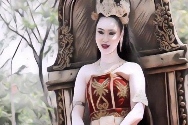 Dewi Ruyung Wulan Kabur dari Pernikahannya di Legenda Kabupaten Pati