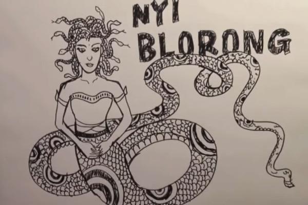 Legenda Nyi Blorong, Panglima Tertinggi di Kerajaan Gaib Pantai Selatan