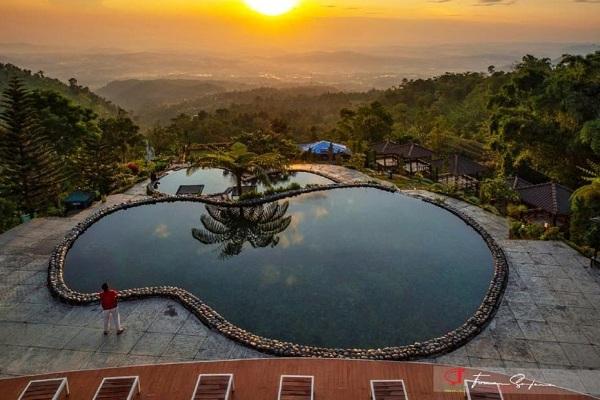 Umbul Sidomukti, Wisata Lengkap Keluarga di Kaki Gunung Ungaran
