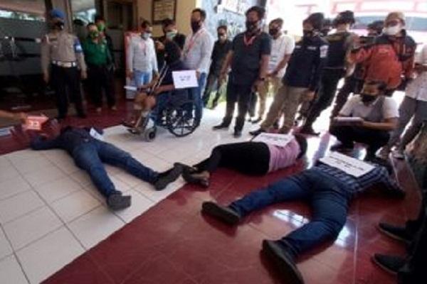 Begini Detik-Detik Pembunuhan Keluarga di Sukoharjo…