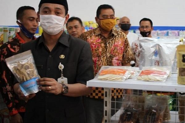 Rembang Resmikan Tomira Mart Pertama di Pamotan
